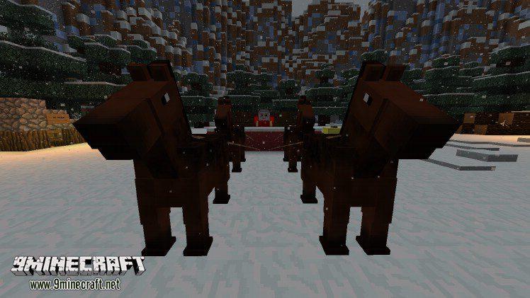 Save Christmas Map Screenshots 3