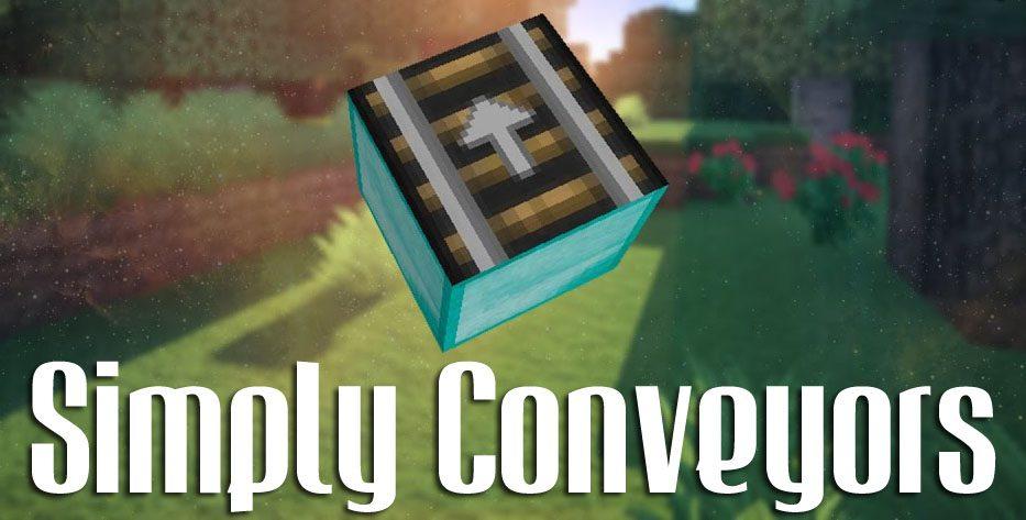 Simply Conveyors Mod