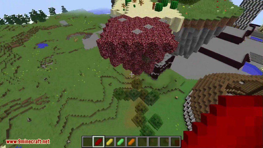 Terrain Crystals Mod Screenshots 3