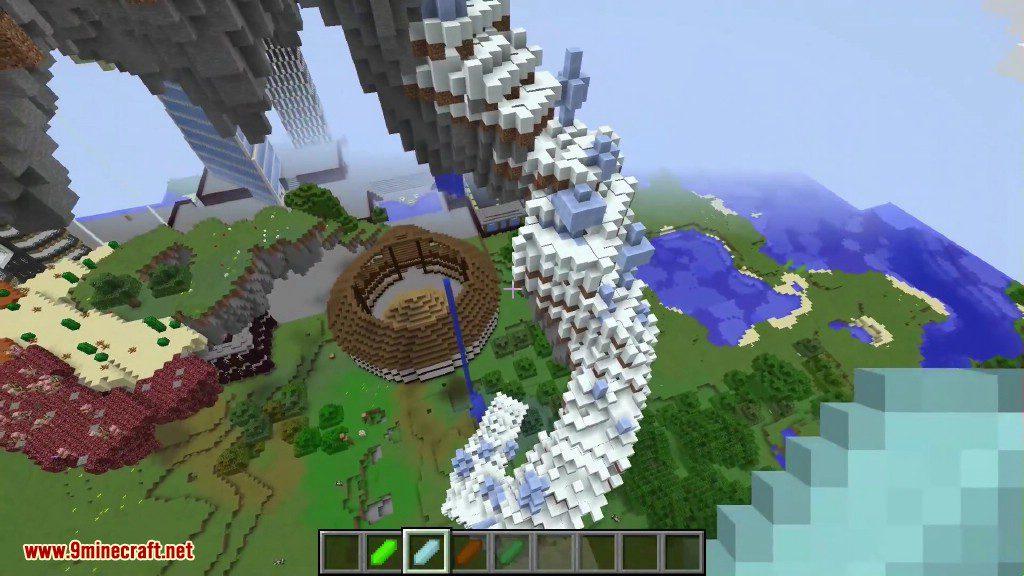 Terrain Crystals Mod Screenshots 9