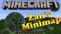 Zan's Minimap Mod