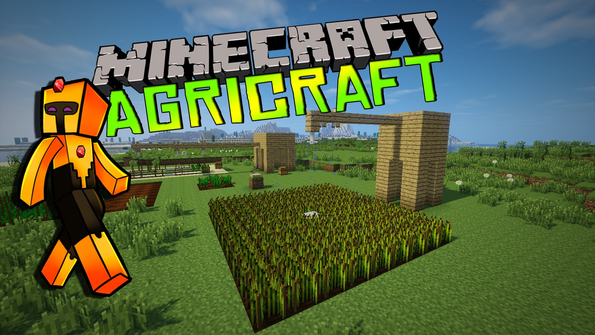 AgriCraft Mod 1.12.2/1.10.2 download