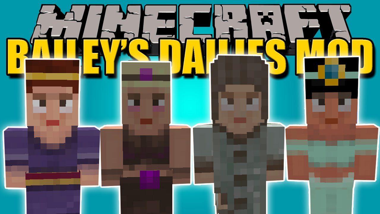 Bailey's Dailies Mod 1.12.1/1.11.2 (Rewards For Doing Stuff)