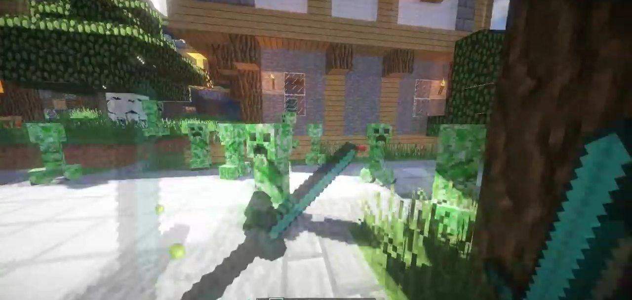 Better Combat Mod Screenshots 2
