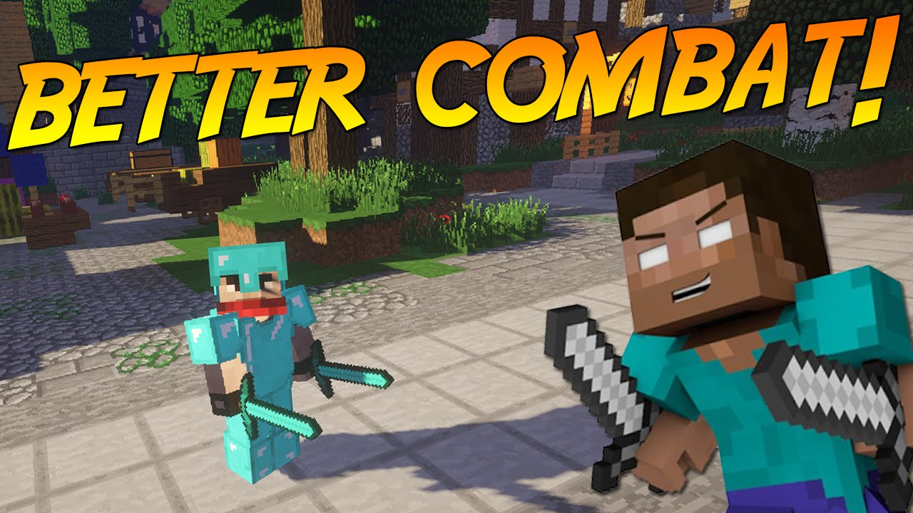 Better Combat Mod