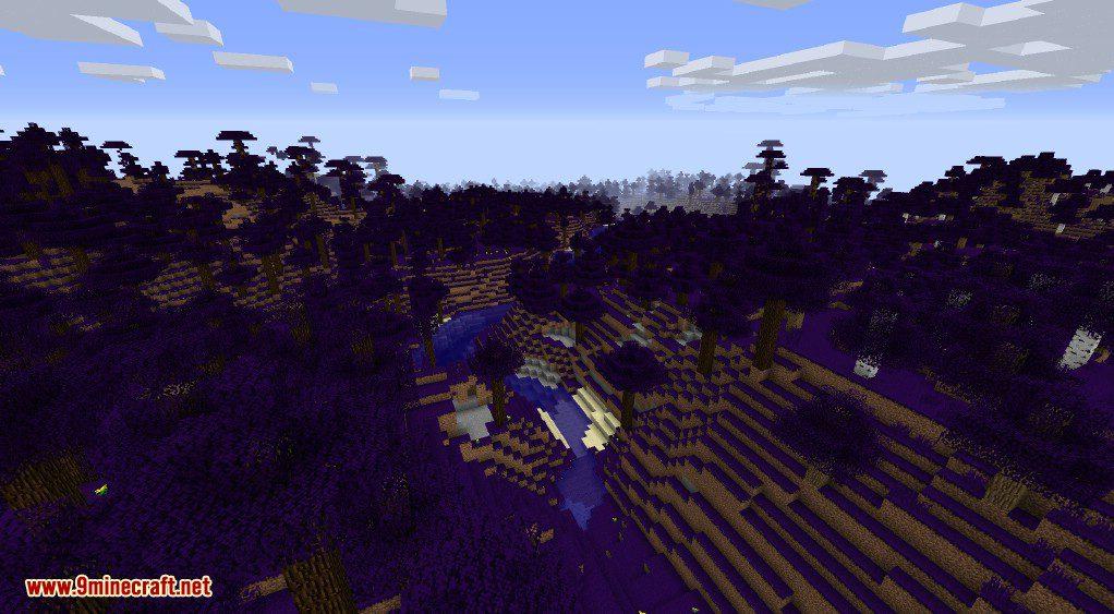 BiomeTweaker Mod Screenshots 1