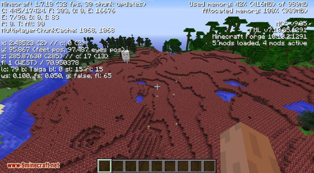 BiomeTweaker Mod Screenshots 2