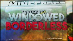Borderless Mod
