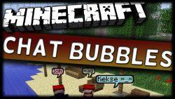 Chat Bubbles Mod Logo