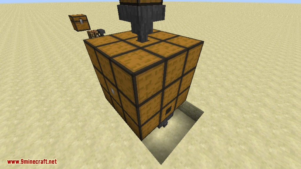 Colossal Chests Mod Features 1