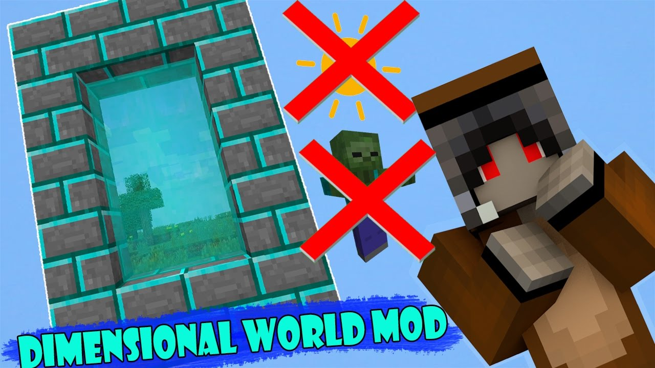 Dimensional World Mod 1 12 2 1 11 2 Mining Dimension