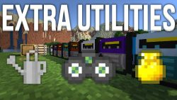 Minecraft Extra Utilities  Builder S Wand