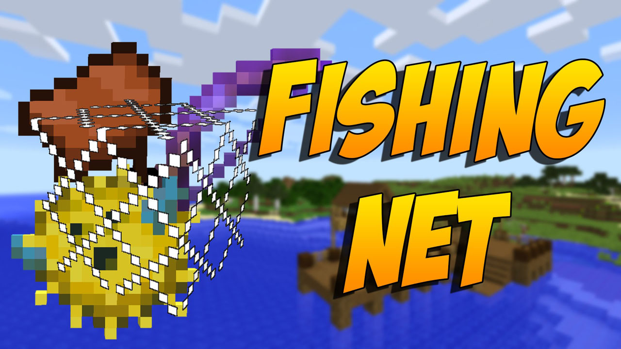 minecraft how to make a fish