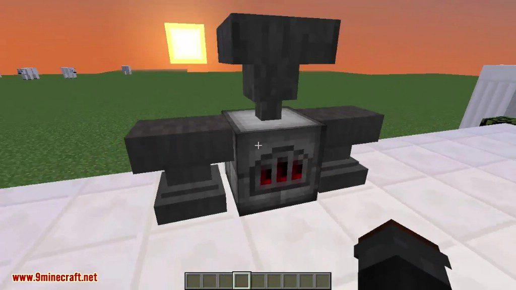 Giacomo's Foundry Mod Screenshots 1