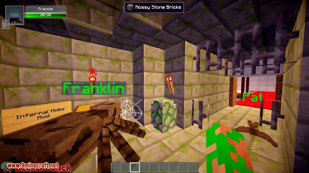 Infernal Mobs Mod Screenshots 10
