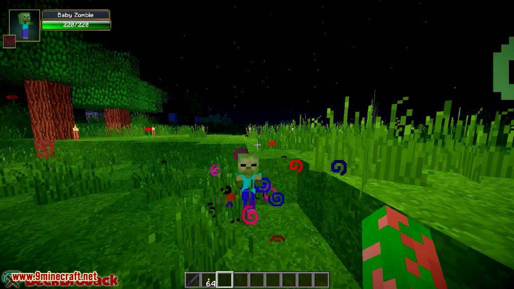 Infernal Mobs Mod Screenshots 12