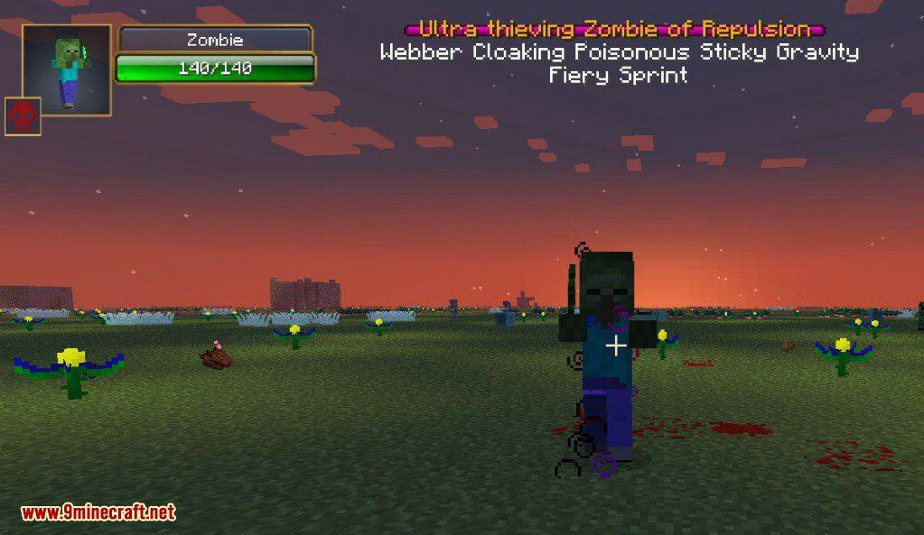 Infernal Mobs Mod Screenshots 2