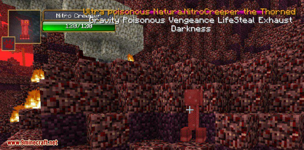 Infernal Mobs Mod Screenshots 4