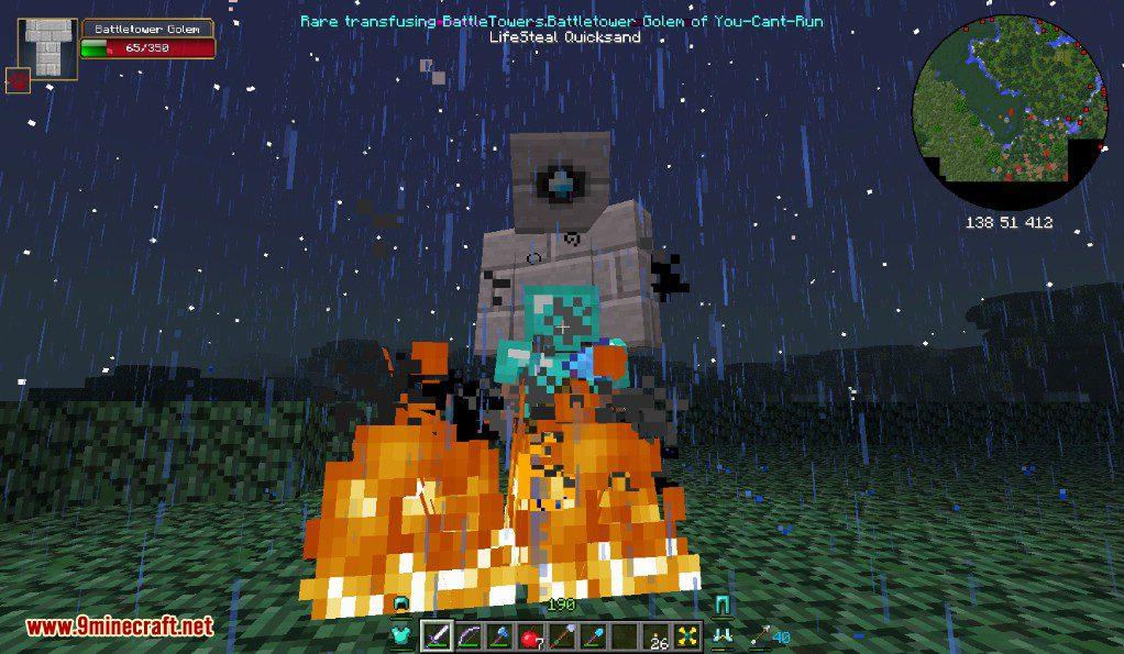 Infernal Mobs Mod Screenshots 8