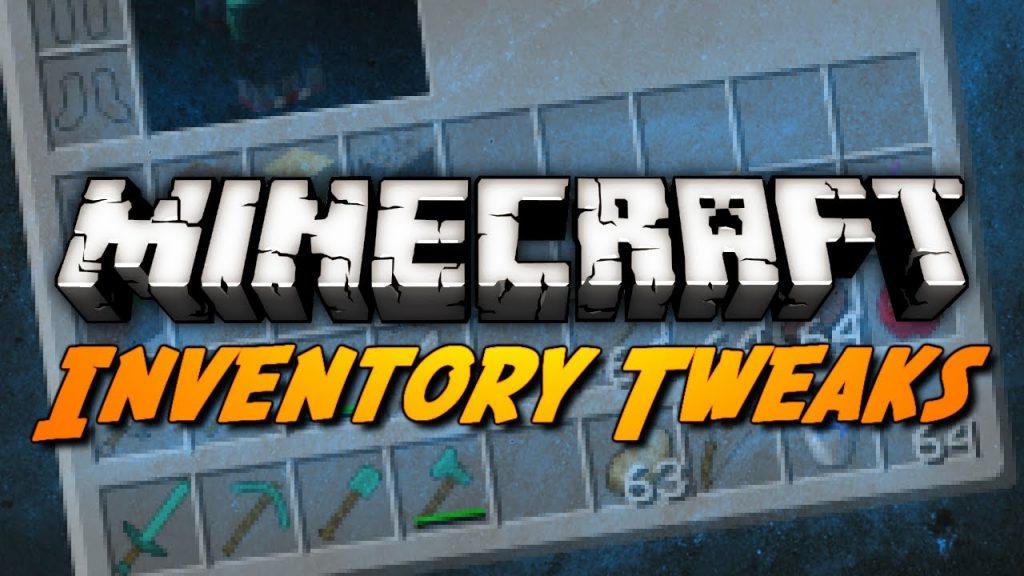 Inventory Tweaks Mod