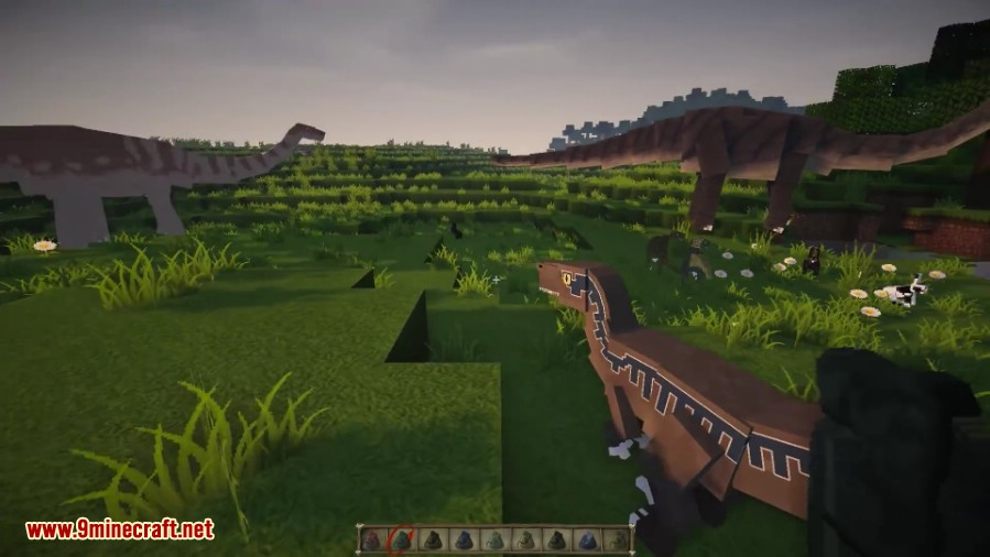 JurassiCraft Mod Screenshots 10