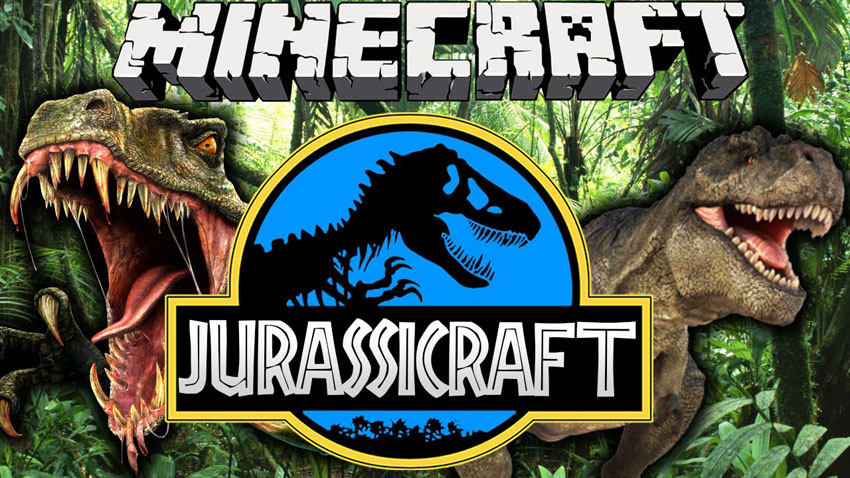 JurassiCraft Mod