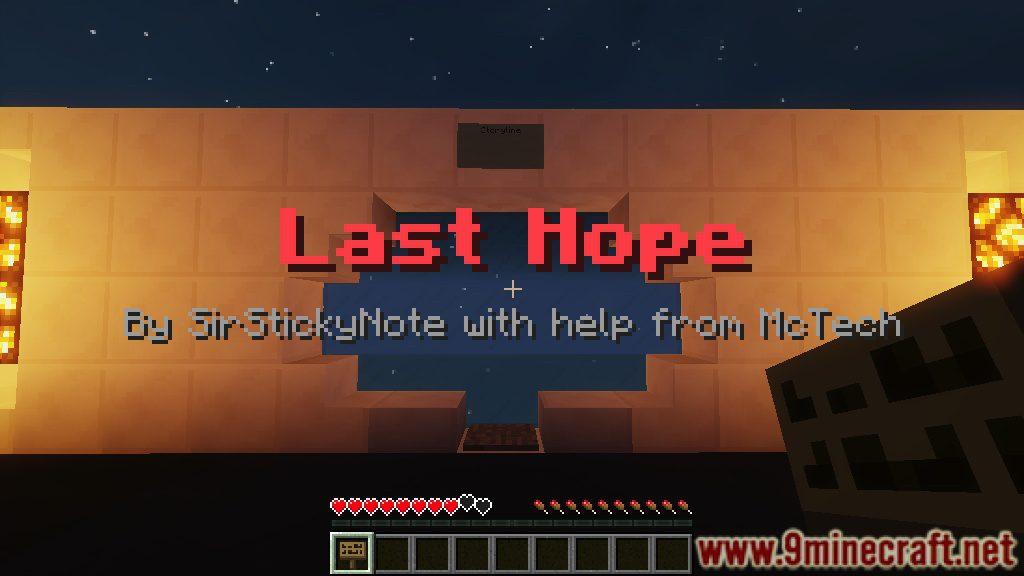 Last Hope Adventure Map Screenshots 1