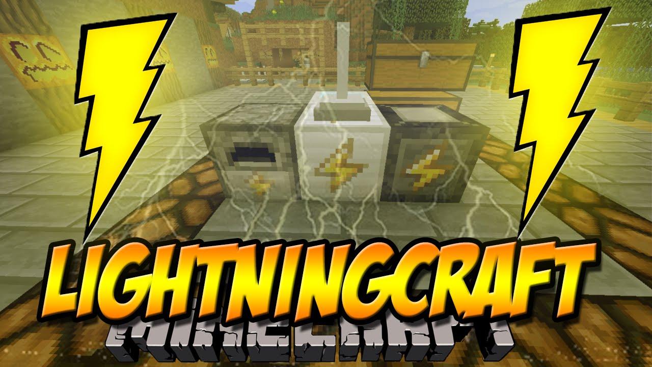 LightningCraft Mod