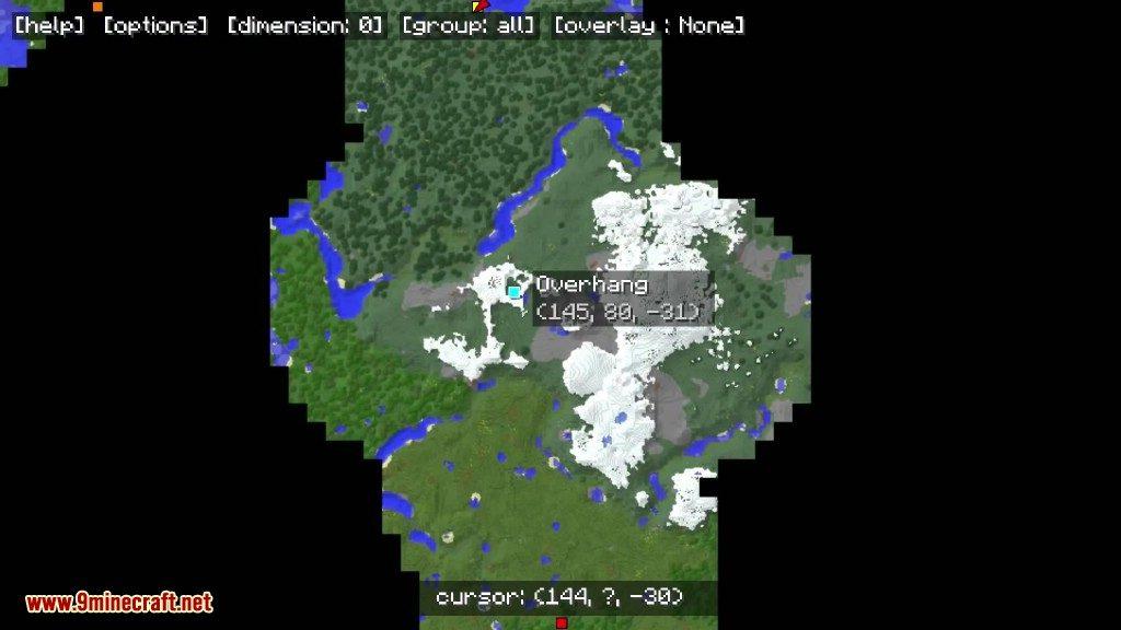 Mapwriter 2 Mod Screenshots 10
