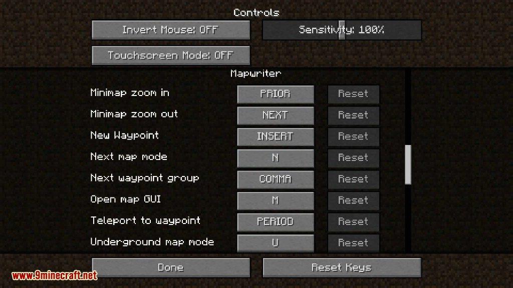 Mapwriter 2 Mod Screenshots 2