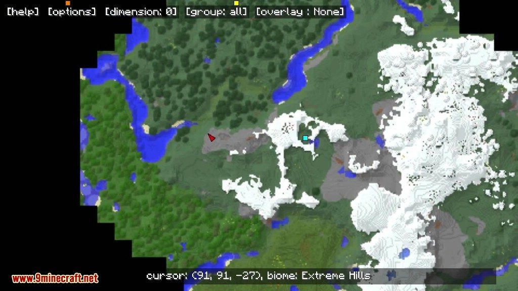 Mapwriter 2 Mod Screenshots 5