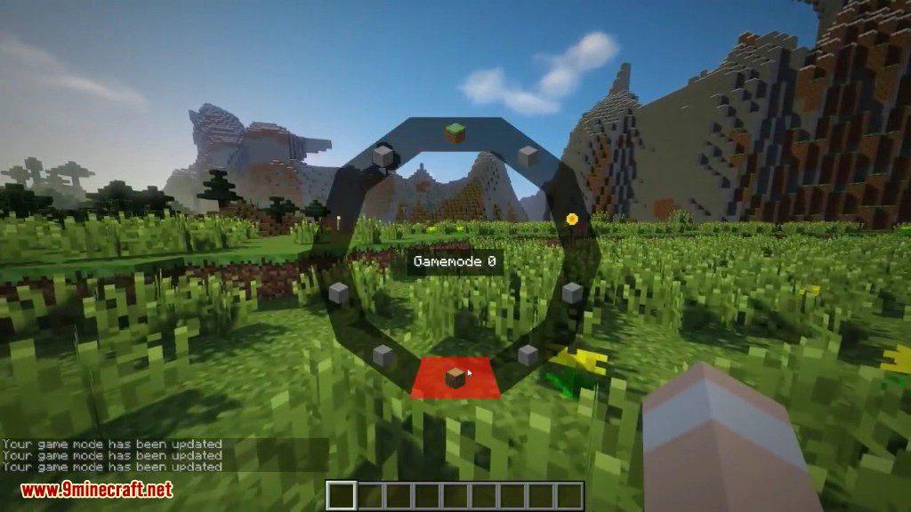 MineMenu Mod Screenshots 3
