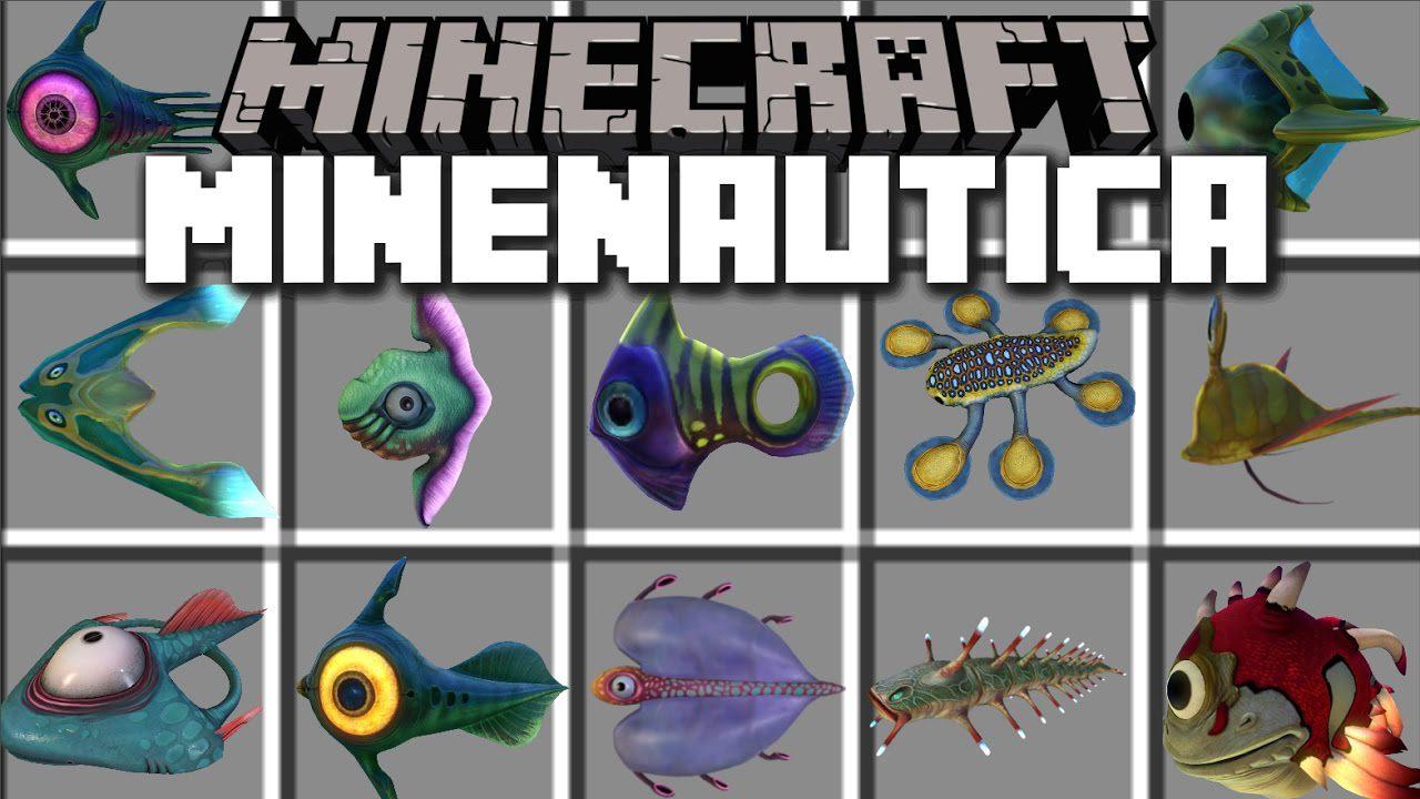 Minenautica Mod
