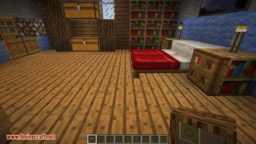 Mrcrayfish 39 s furniture mod download for Furniture mod 1 12 2