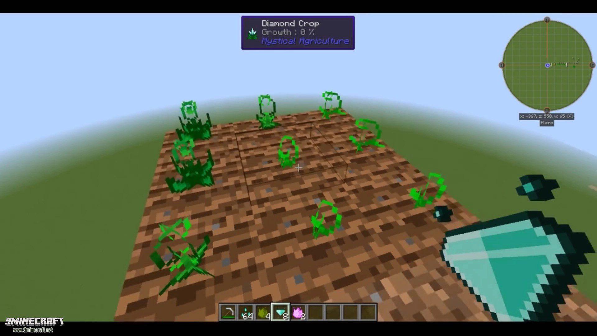Mystical Agriculture Mod Screenshots 8
