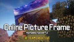 Online Picture Frame Mod