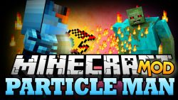 Particle Man Mod Logo