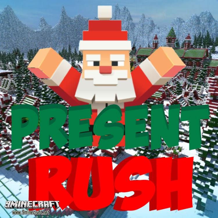 Present Rush Game Map 1