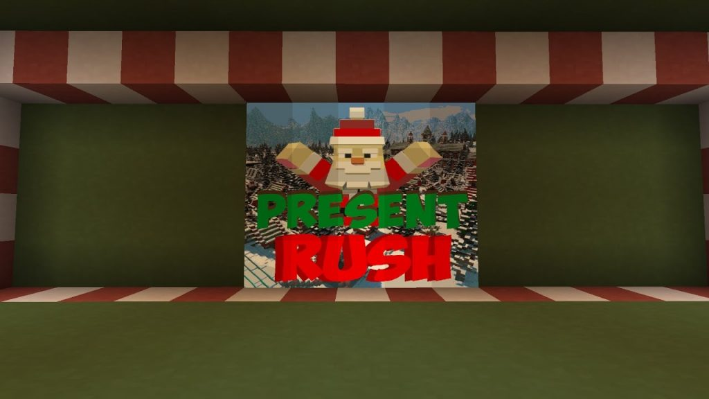 Present Rush Game Map logo