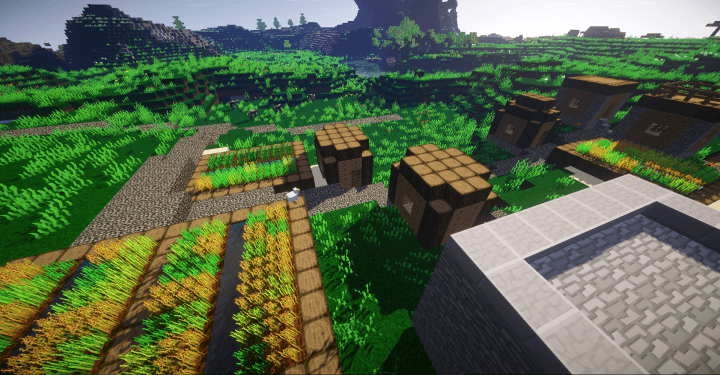 Pure Satisfaction Realistic Resource Pack 1