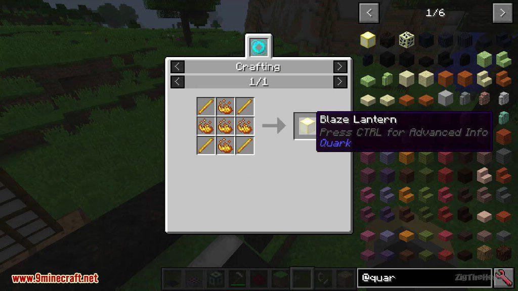 Quark Mod Crafting Recipes 4