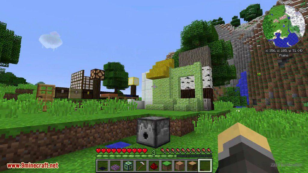 Quark Mod Screenshots 1