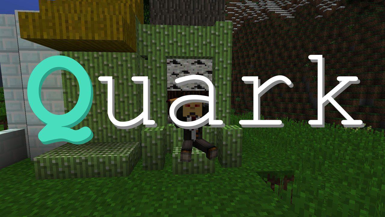 Quark Mod 1.11.2/1.10.2