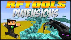 RFTools Dimensions Mod