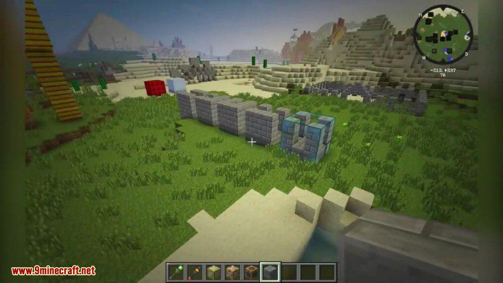 Recurrent Complex Mod Screenshots 9