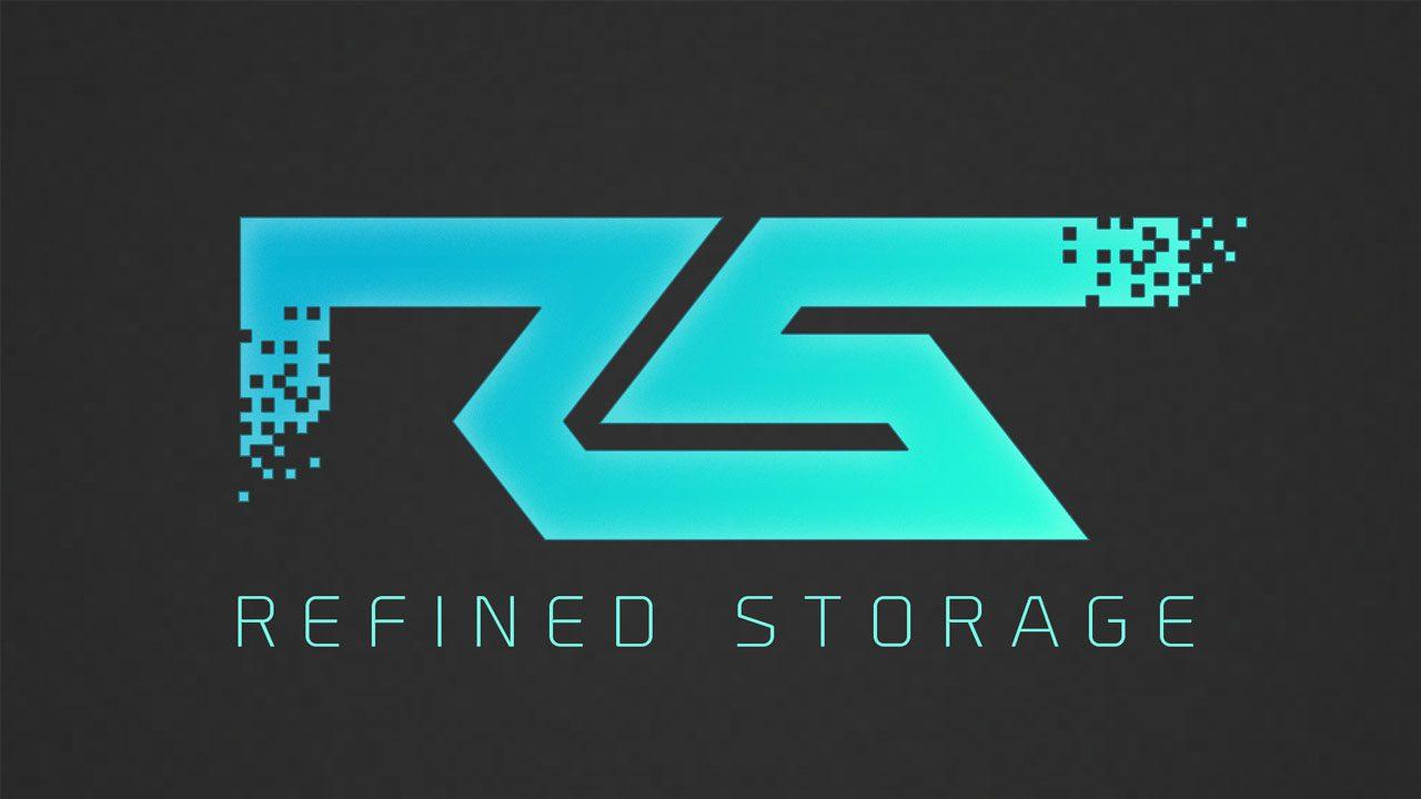 Refined Storage Mod