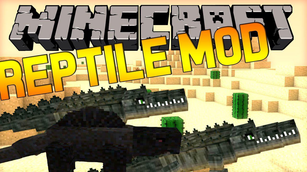 Reptile Mod 1 12 2/1 11 2 (Turtles, Crocodiles, Lizards