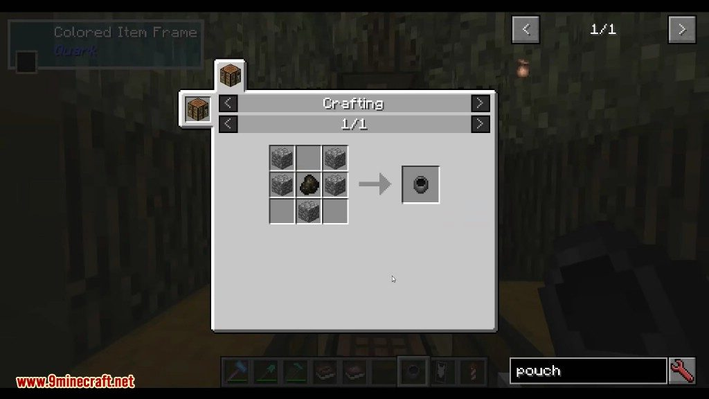 Roots Mod Crafting Recipes 1