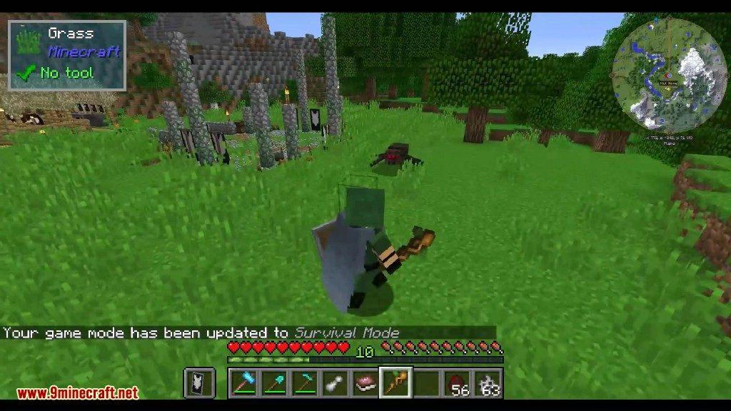 Roots Mod Screenshots 12
