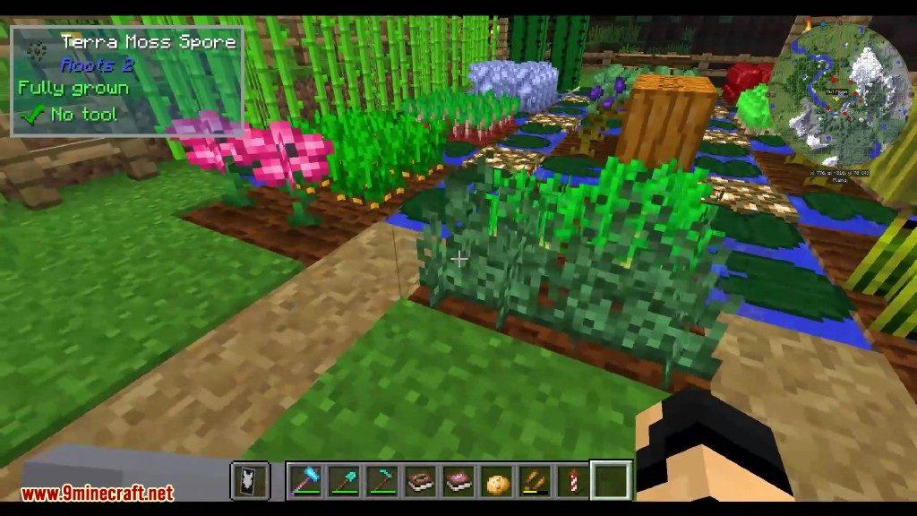 Roots Mod Screenshots 8
